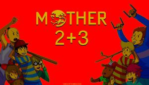 Mother 2+3 by Traptastic