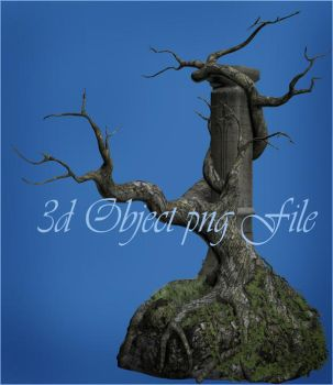 Tree png file by moonchild-ljilja