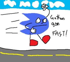 COVER OF GOTTA GO FAST by DudeWhut