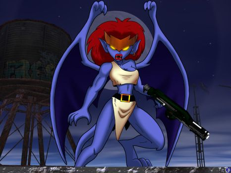 DEMONA by lordcoyote