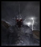 Lord of the Nazgul by Funerium