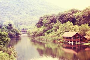Hangzhou China by PhoenixBai