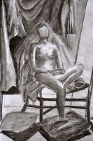 Figure Drawing 2 - by Xier by ongzx