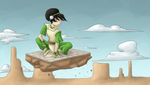 Toph Beifong by I-drew-a-pokemon