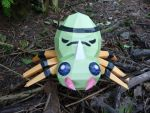 spinarak papercraft by dodoman75