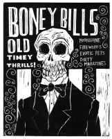 Boney Bills by timmayer