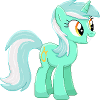 Lyra Heartstrings by RockingScorpion