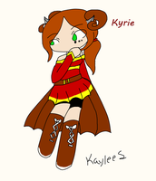 Kyrie chibi by RainbowRain-Drops