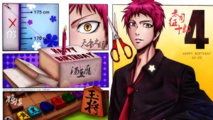 Akashi: Happy Birthday by 3ternal-Star