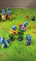 Blood Bowl Project 68 (play example 5) by PONYPAINTTHEPONY