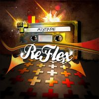 "CD Cover: ""ReFlex Mixtape"" by mindshooter"