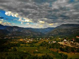 The beautiful mountains of Montenegro V by VesnaRa-14