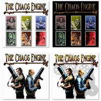 Chaos Engine 2013 Icon Pack by POOTERMAN