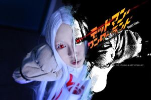 deadman wonderland shiro by BunnyTuan