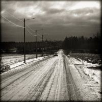 The road by JakezDaniel