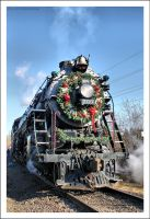 Holiday Train by MidEngine4Life