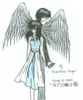 Guardian Angel by Smartanimegirl