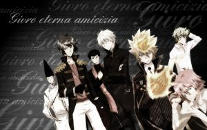 Vongola Primo Family by CaptainLaser