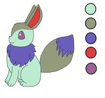 3 Point eevee adopt by Zoruaofepic