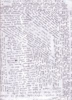 everyones words for 2 hours by fringe1