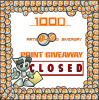 1000 Point Giveaway Competition Contest (Closed) by dAcenter