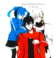 hbd shintaro by toubari