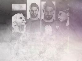 Seth Rollins Wallpaper by TheSoulOfTheSouless
