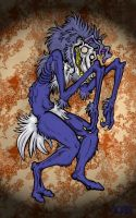 Beast of the Unsound Mind by -xxiv