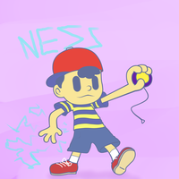 Ness - Chivi-chivik gift by Coonstito