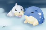 A seals playtime by mantoux3