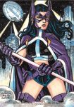HUNTRESS_DC_women of Legend  AP card/  Chase card by JASONS21
