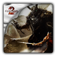 Guild Wars 2 v2 icon by Themx141