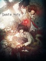 DEATH NOTE: a momentary sparkle by Starlitdragon