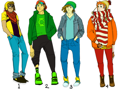 hat guy adoptables by feels-with-fingers