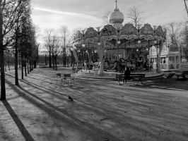 Tuileries Garden by scastor