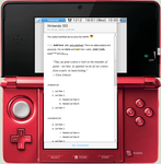 Nintendo 3DS by Nironan12