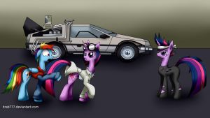 Back to the Future by brab777