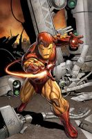 Iron Man by GURU-eFX
