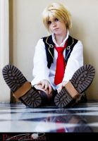 Pandora Hearts: Never Go Back by JKale