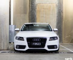 Forged Audi by small-sk8er