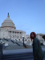 Natasha in DC by nolightss