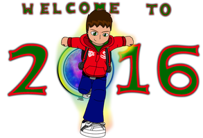 Welcome to 2016 by tulf42