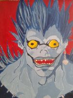 Ryuk by leMakke