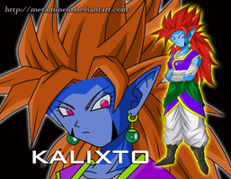 Kalixto v2 by Metamine10