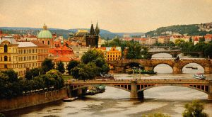 Old Prague by penguin91