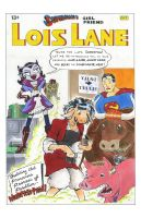 Lois Lane no.??, Oct. 2011 by Underburbs