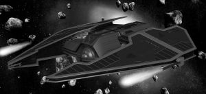 FuryClass Imperial Interceptor by ImpetusKorin