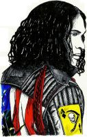Ray Toro as Jet Star by BarbaraBarracuda