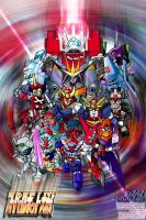 Super Robot Wars Tribute by sidjtd