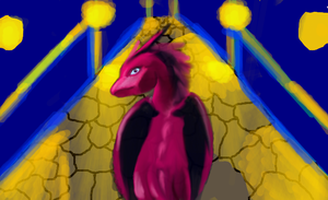 (Unfinished of)heading to the festival for dragons by Stormdeathstar9